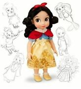 Disney Snow White Animators Collection Doll 16'' 1st Edition Limited Ed Exc Con
