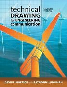 Technical Drawing For Engineering Communication By William S. Chalk English Ha