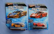2009 Hot Wheels Speed Machines Saleen S7 You Get 2 Low Intl Shipping