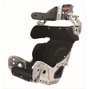 Seat - 88 Series Containment - 16 In Wide - 18 Degree Layback - Black Cover Incl