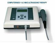 Portable Chiropractic Digisonic 3s Model Ultrasound Therapy 1/3 Mhz Hms Brand