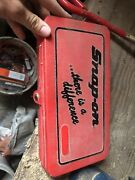 Snap-on Tdm-117a 41 Piece Tap And Die Set Like New In Box