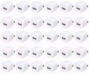 50x White 1a Usb Power Adapter Ac Home Wall Charger Us Plug For Iphone 4 5 6 7 8