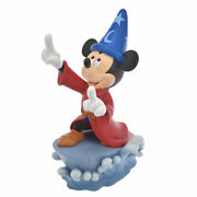 Disney Store Mickey Figure Fantasia Mickey Mouse Birthday Witch Ornament