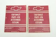38-65 Chevy Chassis And Body Parts Catalogs Cars Truck Corvette Pa30 1500+ Pages
