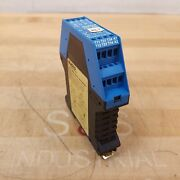 Duelco Nst-2004 Safety Relay, 24vdc - Used