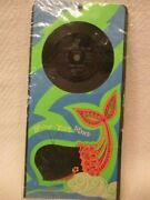 Vintage Flexi Pocket Disc 4 Bobby Russell Americom Send And039n Spin Greeting Card