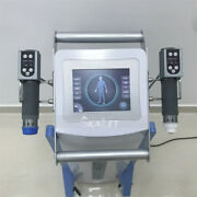 High Quality Double Channel Eswt Shock Wave Physicotherapy Pain Relief Equipment