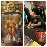 Autographed Arn Anderson Classic Series Figure