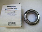 N27a Genuine Mercury Quicksilver 878999 Bearing Oem New Factory Boat Parts