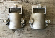 2000 Yamaha 115 Hp 115tlry 20andrdquo Lower Mount Housings Springs Bolts 87 - 05