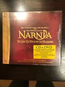 Chronicles Of Narnia The Lion The Witch And The Wardrobe Score Cd / Dvd Set New