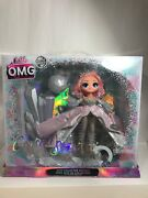 Lol Surprise Omg Crystal Star Collector Edition Doll Winter Disco New