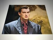 David Tennant Signed Autographed Harry Potter 8x10 Full Name Autograph Rare