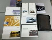 Audi A8 2005 Owner's Manual Owners Book Guide And Case Set 2515614e021