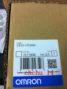 Omron Cs1d-cpu65s Cs1d Cpu65s Cs1dcpu65s Brand New And Sealed