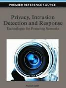 Privacy Intrusion Detection And Response Technologies For Protecting Net...