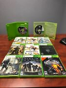 Xbox 360 Games - Lot - 13 Games - Used - Madden - Cod Ghosts - Working Great
