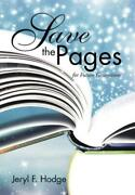Save The Pages For Future Generations