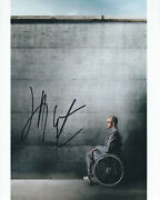 Jeffrey Wright The Hunger Games Catching Fire Autographed Photo Signed 8x10 9