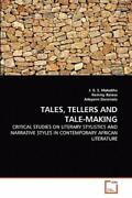 Tales Tellers And Tale-making
