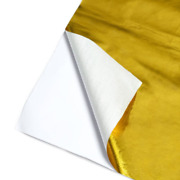 Mishimoto 24x24 Gold Reflective Heat Barrier With Adhesive Backing
