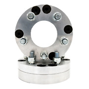 4x137 To 5x110 Us Two-piece Wheel Adapters 12x1.5 Studs 110 Bore 1.75 Thick X 2