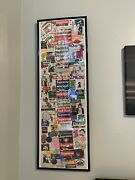 Supreme Door Lafayette Store Poster Instore Only Collectable Framed