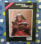 American Indian Art 20th Anniversary Issue Kenneth Begay Navajo / Maria Marti