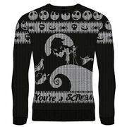 Nightmare Before Christmas Pullover Ugly Christmas Sweater - Youand039re A Scream
