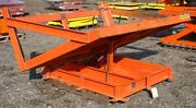Knight, 1000 Lb. Hydraulic Tilting Lift Table Large Deck