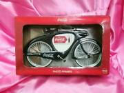 Coca-cola / Bicycle Photo Frame 1/6 Size