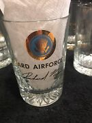 Nixon-aboard Air Force One Cocktail Glasses