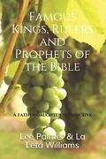 Famous Kings, Rulers And Prophets Of The Bible A Father Daughter Perspecti...