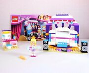 Lego Friends 41004 Rehearsal Stage 1 Set Complete With 1 Minifig Stephanie