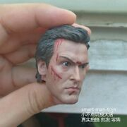 1/6 The Evil Dead Ashley Head Carving Model Head Carved F 12 Figure Accessories