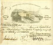 Lehigh Coal And Navigation Company - Stock Certificate