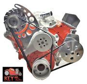 Small Block Chevy Gilmer Front Drive System Complete Kit Sbc Lwp 305 327 350 400
