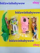 Toy Story Hand Puppets New Toys Burger King Childrens Collectable Boy Girl Kids
