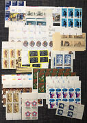 Ckstamps Us Stamps Collection, Plate Blocks Ungraded