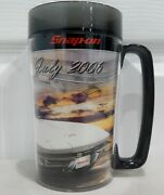 New Snap On Chevrolet Corvette Stingray Thermal Beer Mug Muscle Car Man Cave