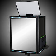 New Flairbooth Dslr V2 Magic Mirror - Open Air Portable Diy Photo Booth Shell
