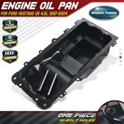 Engine Oil Pan 16 Bolt Holes Rear For Ford Mustang V8 4.6l 1997-2004 F7zz6675aa