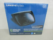 Linksys By Cisco Wireless G Broadband Router Model Wrt54g2 Wi-fi-new And Sealed