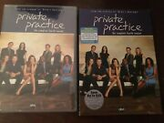 Private Practice The Complete Fourth Season Dvd 2011 5-disc Mint W Slipcover