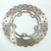 Brake Disc Rear Sifam For Yamaha Motorcycle 660 Mt-03 2006 To 2013 Ø245x105