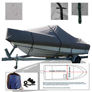 Palm Beach Fishing 181 Center Console Trailerable Boat Cover