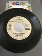 Jerry Butler- Promotional Copy Rare. I Could Write A Book 45-mercury