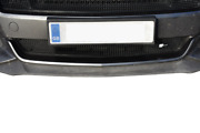Zunsport Black Front Lower Grille For Ford Mustang Gt 2015-18 Zfr80015b