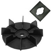 Black And Decker Genuine Oem Replacement Fan + Blade Insulator Combo00238
